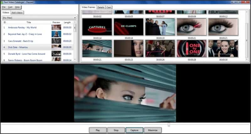 Order Fast Video Cataloger today
