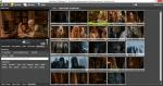 Keywording in fast video cataloger 3