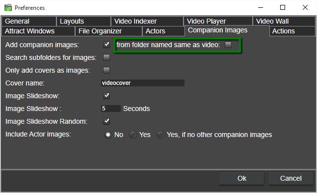 how to choose same folder