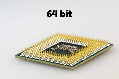 A 64 bit program is better equipped to handle large amount of memory