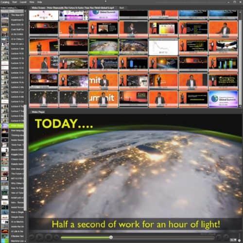 fvc6 player video catalog thumbnails