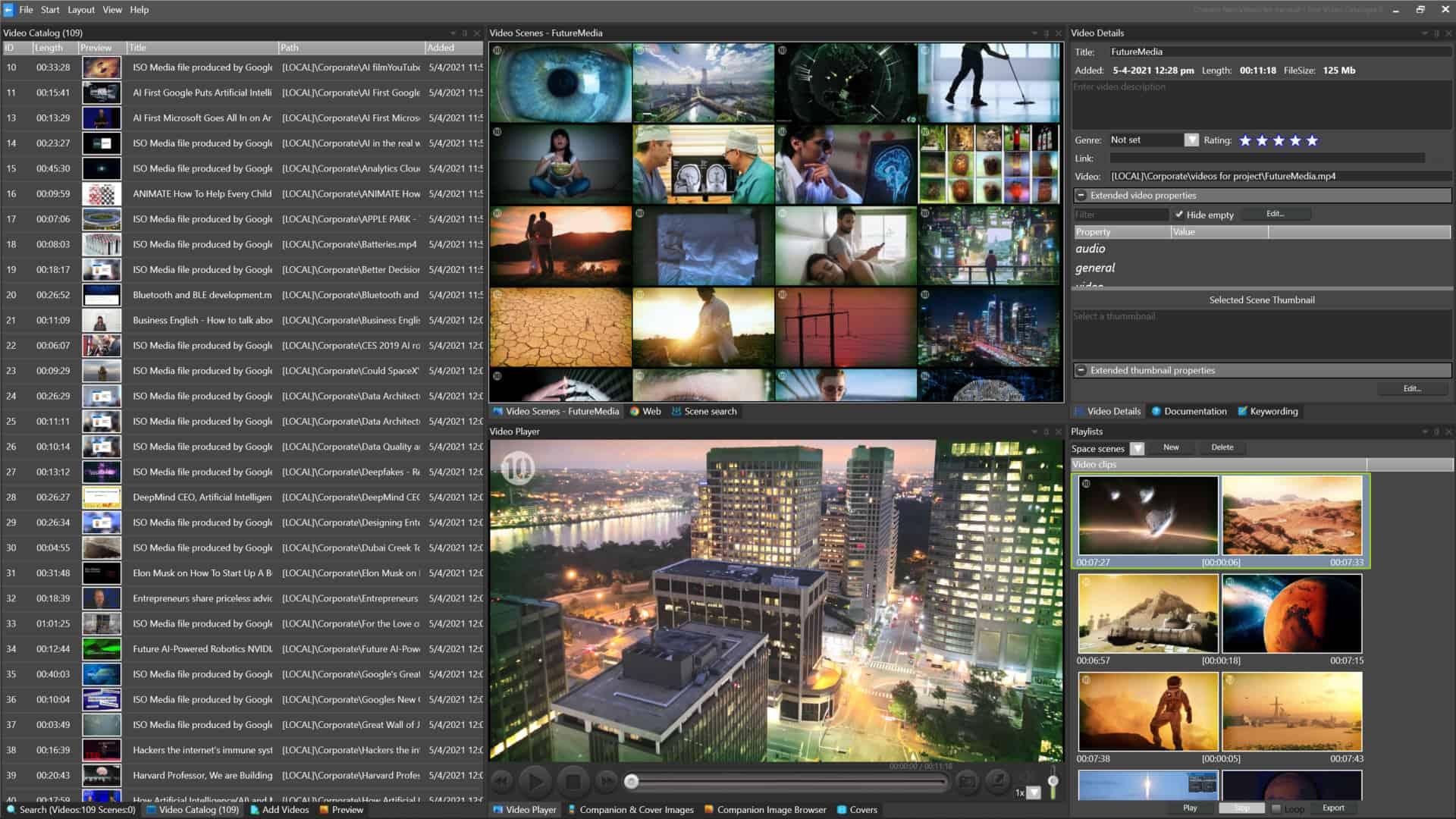 Fast Video Cataloger 8